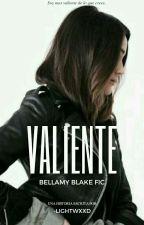 Valiente ; Bellamy Blake by -lightwxxd