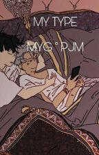 MY TYPE:MYG∆PJM by junz_00
