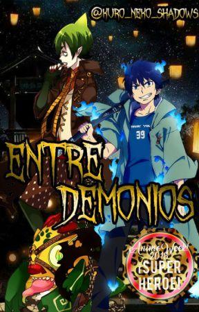 Entre demonios... [Amaimon X Rin] #PGP2018 #PR2018 by Kuro_Neko_Shadows