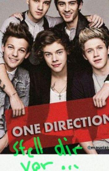 Stell dir vor Sätze mit One Direction...