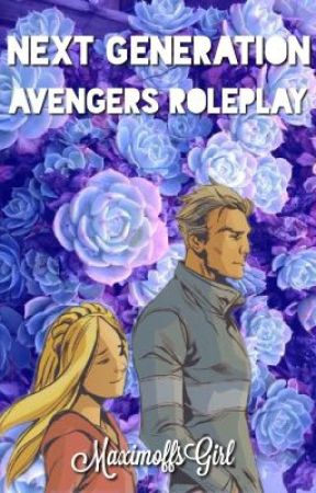 Next Generation Avengers Roleplay by MaximoffsGirl