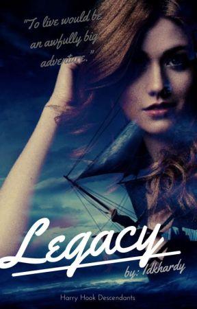 Legacy || Harry Hook Descendants by idkstan