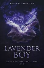 Lavender Boy [PRESTO IN REVISIONE] by RainbowCockatoo