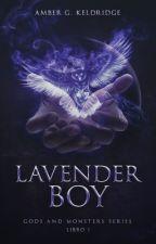 Lavender Boy [IN REVISIONE] by RainbowCockatoo