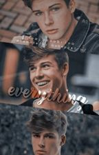 •Everything• | Blake Gray | by peachesabrina