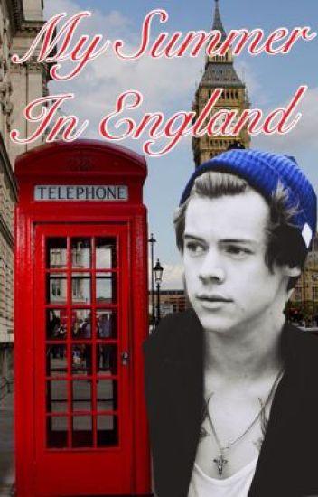 My Summer in England (A Harry Styles Fan Fiction)