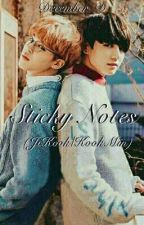 Sticky Notes (JiKook/KookMin) by December_D
