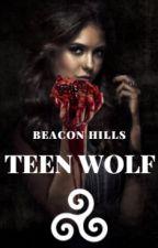 Teen Wolf - Derek.H by LucieDsv