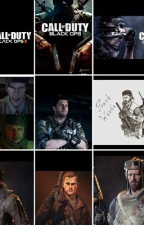 Cod X reader imagines because why the hell not Lol. by THEINFAMOUSVIKING