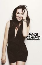 Face claims | females  by DirtyThoughtss