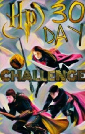 Harry Potter 30 Day Challenge by EmMarauder