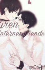 Internetfriends ~ Riren by cpt_rivaille