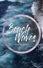 Beach waves by emmaloraine