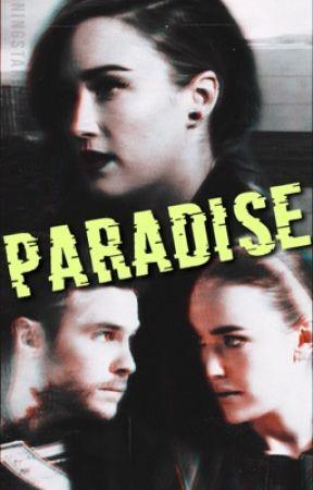 PARADISE ↝ Leo Fitz by mcrningstar