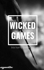 Wicked Games ;; BTS Harry Potter au by aegyoashton