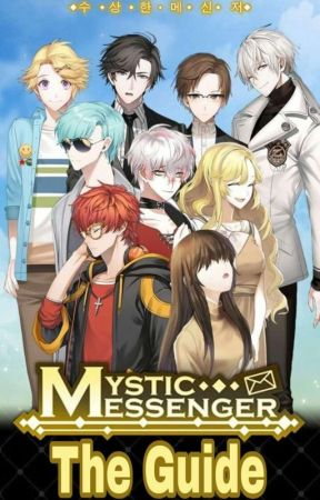 mystic messenger day 2