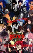 YANDERE BOYS by a1z1321d