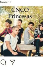 CNCO princesas by isaxvelez