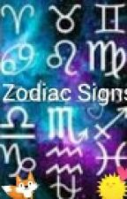 Zodica Signs :3 by Princess_Laylah23