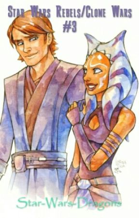 Star Wars Rebels/Clone Wars #3 by Star-Wars-Dragons