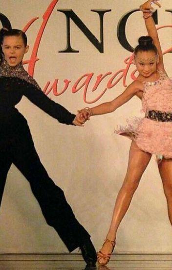 my ballroom dance partner