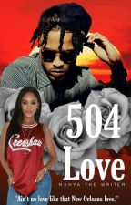 504 Love  by MahyaTheWriter
