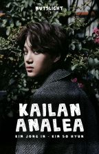 KAILAN ANALEA • Kim Jong In  by Mutslight