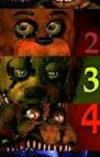 Five Nights at Freddy's Lore (Book 1, FNaF 1-Sister Location) by MangleTMCP