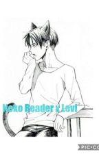 Neko!Reader x Levi by Scatter-Mind