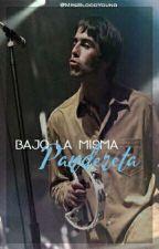Bajo La Misma Pandereta; Liam Gallagher  by MrsBloodYoung