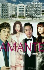 AMANTE ✔ by WindaYesung