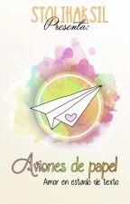 Aviones de papel | Stony by Stolihaksil