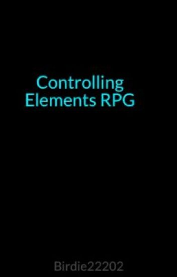 Controlling Elements RPG