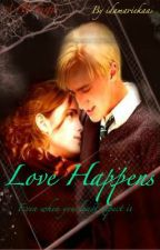 Love Happens - A Draco/Hermione Story [COMPLETED] by idamariekaas