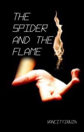 The Spider and The Flame (Peter Parker) by vancityirwin