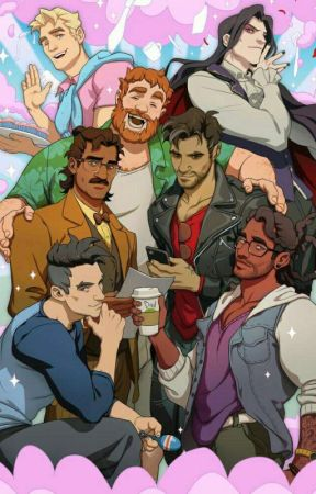 Dream Daddy Oneshots by MistaAdmin