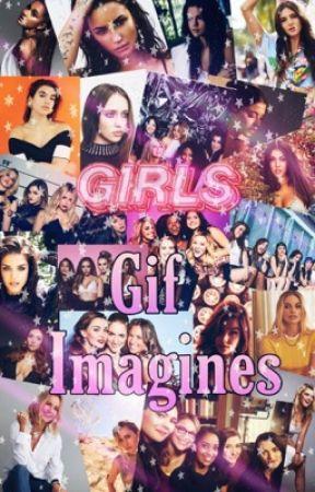 Girls Gif Imagines by LoRealini