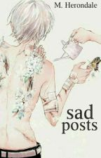 Sad posts » Kaihun  by M-Herondale