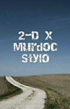 2D x Murdoc Stylo by scarlett_macaw