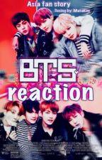 BTS реакции  by anji27