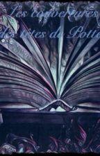 Les couvertures des têtes de Potter  by lumosnox77