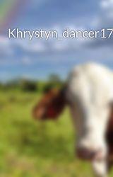 Khrystyn_dancer17 by Khrystynkaith