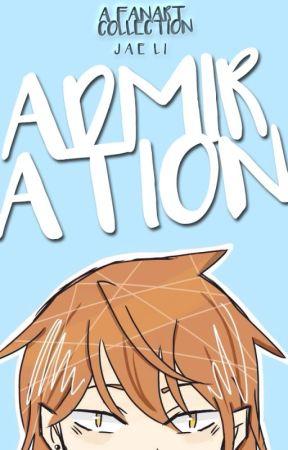 admiration. [a fanart complication] by lostspirit-
