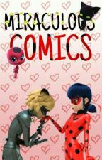 MIRACULOUS COMICS by justhotice