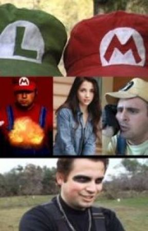 Meeting the mario brothers. (An stupid mario brothers fanfic) by slytherin_queen12