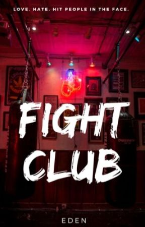 Fight Club by edenle