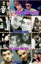 Ziam One Shot by zaynieandliamou