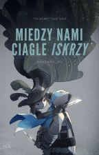 Między nami ciągle ISKRZY/ TMNT 2012 by Roksana_xD