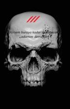 Yaşayan Efsane III by MaddogKanzaki