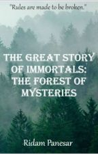 Laura Willis and the Forest of Mysteries (Book One) by RidamPanesar